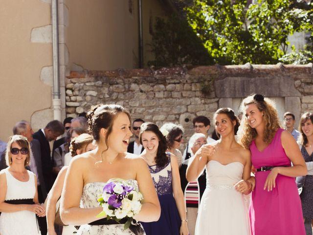 Le mariage de Michael et Sarah à Saint-Étienne-de-Vicq, Allier 33