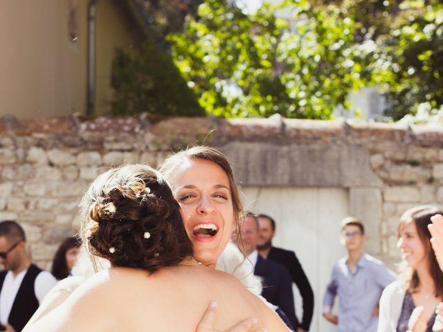 Le mariage de Michael et Sarah à Saint-Étienne-de-Vicq, Allier 34