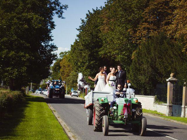 Le mariage de Michael et Sarah à Saint-Étienne-de-Vicq, Allier 40