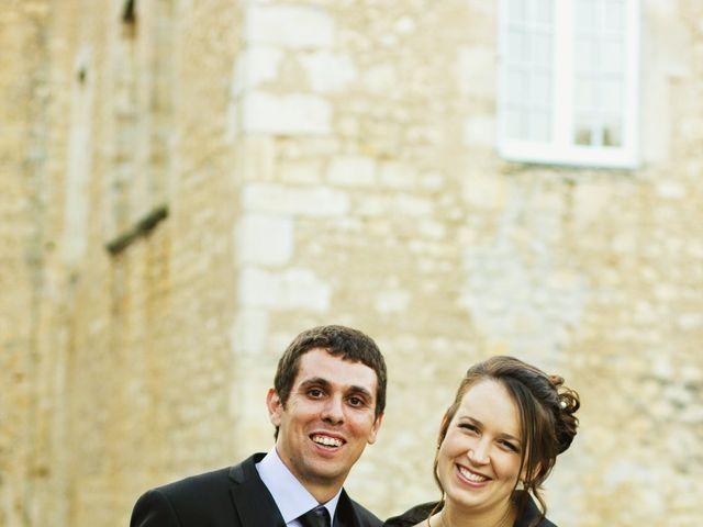 Le mariage de Michael et Sarah à Saint-Étienne-de-Vicq, Allier 45