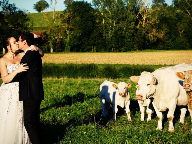 Le mariage de Michael et Sarah à Saint-Étienne-de-Vicq, Allier 50