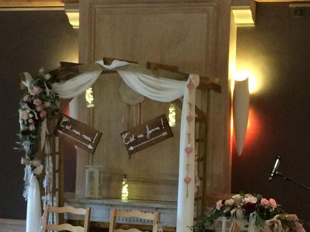 Le mariage de Gregory et Marie-Laure à Le Perréon, Rhône 8