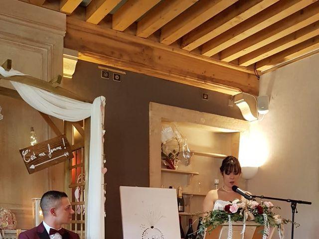 Le mariage de Gregory et Marie-Laure à Le Perréon, Rhône 14