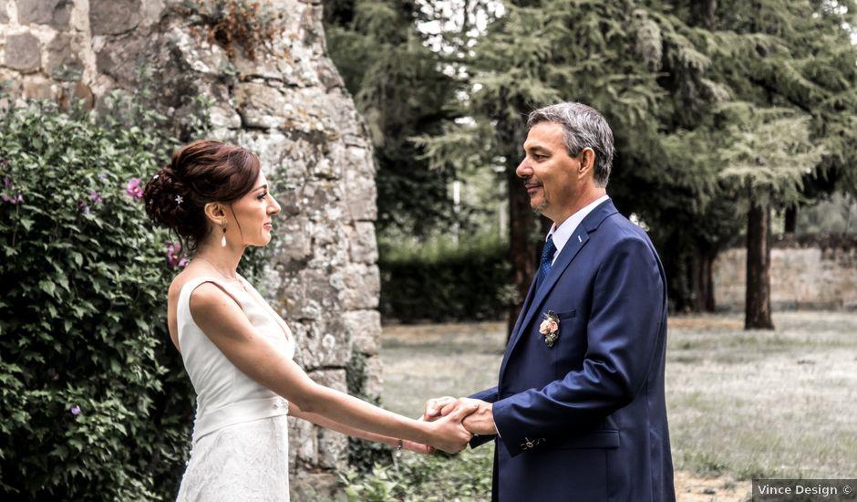 Le mariage de Fréderic et Lilia à Samoussy, Aisne