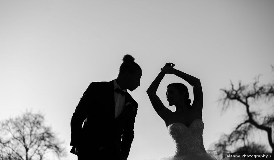 Le mariage de Jumo et Leslie à Fontenay-Trésigny, Seine-et-Marne