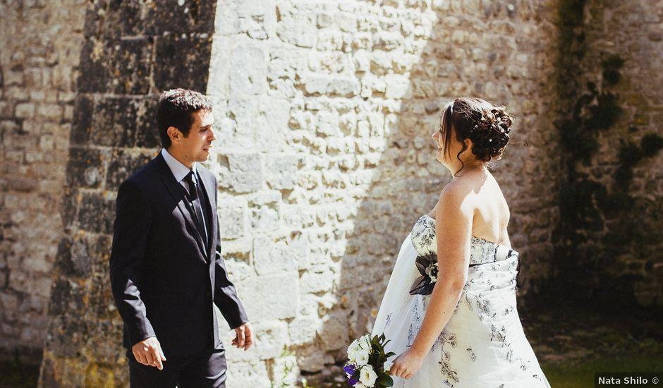 Le mariage de Michael et Sarah à Saint-Étienne-de-Vicq, Allier