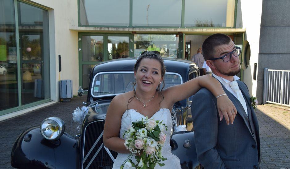 Le mariage de Guillaume et Pauline à Couëron, Loire Atlantique