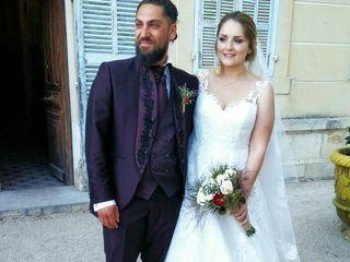 Le mariage de Marianne et Di Matteo  1