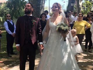 Le mariage de Marianne et Di Matteo  2