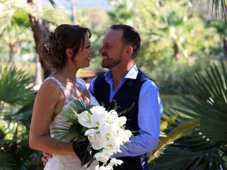 Le mariage de Line et Franck