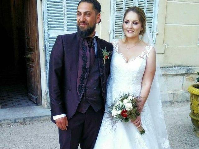 Le mariage de Di Matteo  et Marianne à Saint-Victoret, Bouches-du-Rhône 1