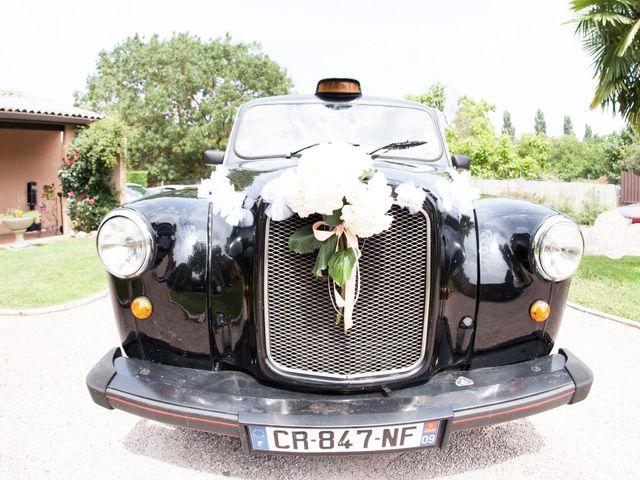Le mariage de Franck et Julie à Villeneuve-Tolosane, Haute-Garonne 4
