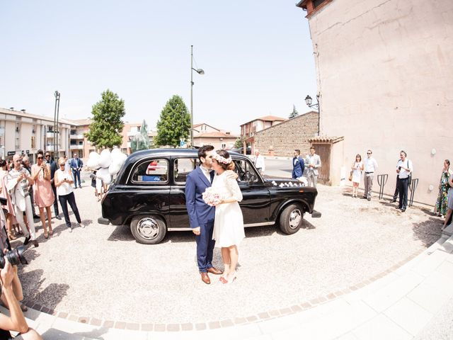 Le mariage de Franck et Julie à Villeneuve-Tolosane, Haute-Garonne 7