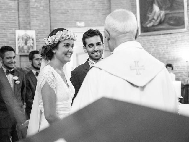 Le mariage de Franck et Julie à Villeneuve-Tolosane, Haute-Garonne 9