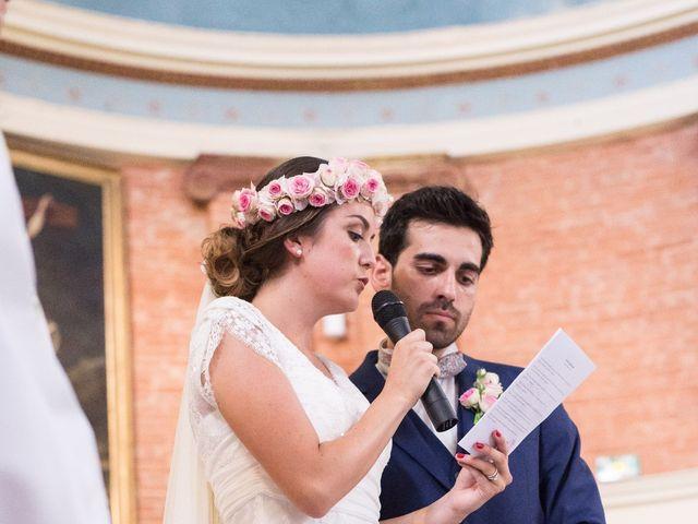 Le mariage de Franck et Julie à Villeneuve-Tolosane, Haute-Garonne 10