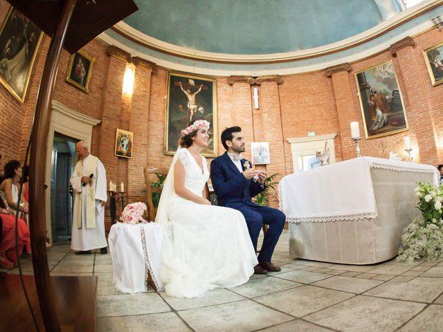 Le mariage de Franck et Julie à Villeneuve-Tolosane, Haute-Garonne 11