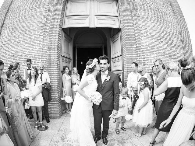 Le mariage de Julie et Franck