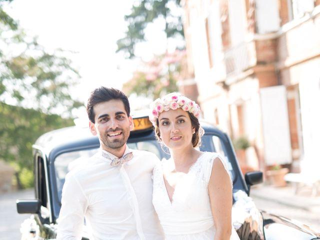 Le mariage de Franck et Julie à Villeneuve-Tolosane, Haute-Garonne 19