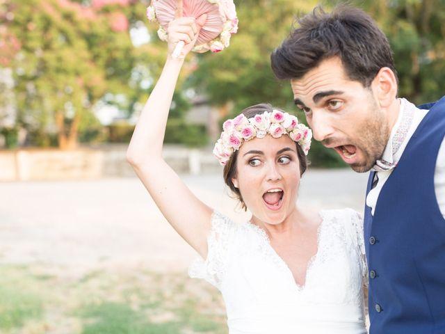 Le mariage de Franck et Julie à Villeneuve-Tolosane, Haute-Garonne 25