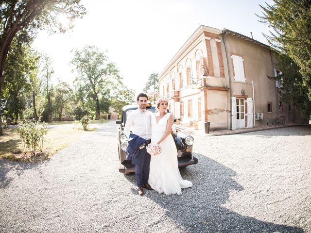 Le mariage de Franck et Julie à Villeneuve-Tolosane, Haute-Garonne 28