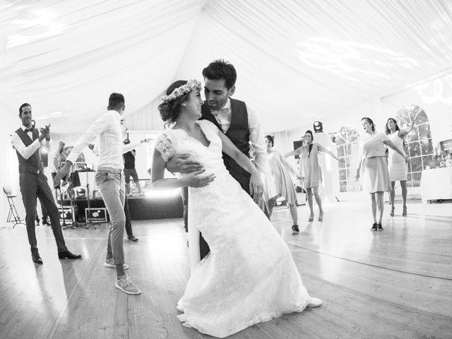 Le mariage de Franck et Julie à Villeneuve-Tolosane, Haute-Garonne 31