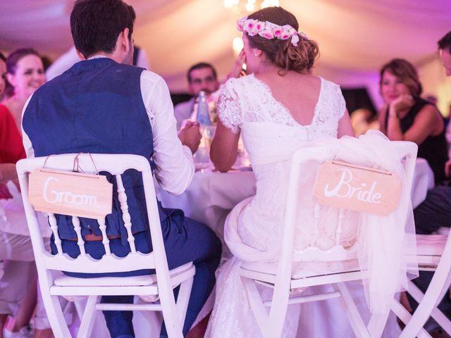 Le mariage de Franck et Julie à Villeneuve-Tolosane, Haute-Garonne 34