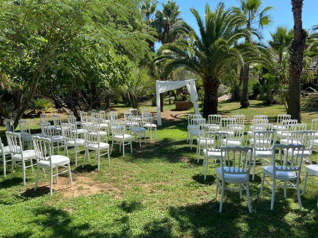 Le mariage de Franck et Line à Roquebrune-sur Argens, Var 2