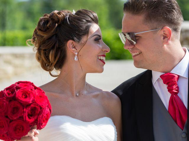 Le mariage de Mickael et Virginie à Hermes, Oise 46