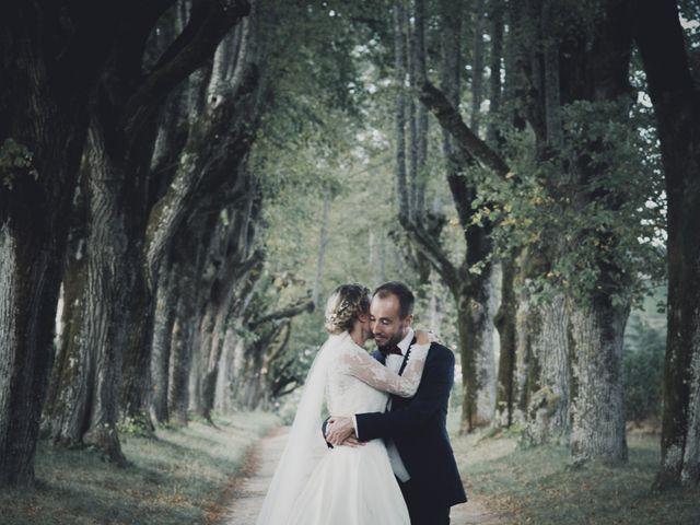 Le mariage de Célia et Alexandre