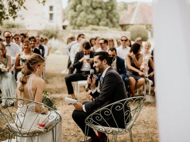 Le mariage de Daniel et Sophia à Nogent-le-Roi, Eure-et-Loir 22