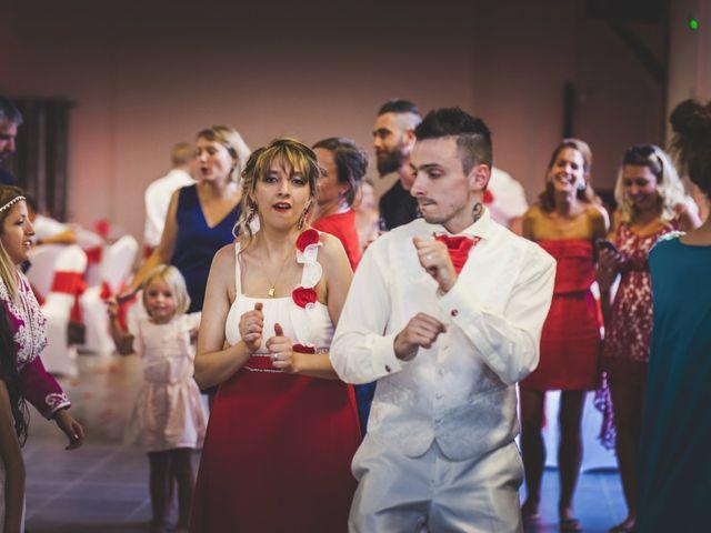 Le mariage de Damien et Radia à Barbey, Seine-et-Marne 3