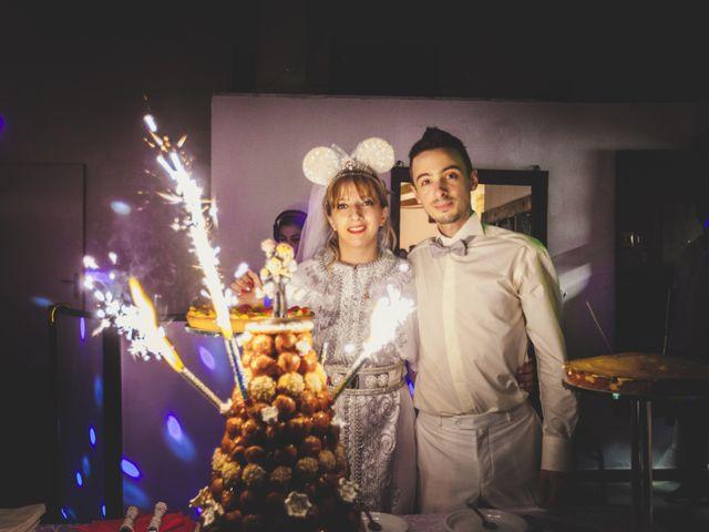 Le mariage de Damien et Radia à Barbey, Seine-et-Marne 11