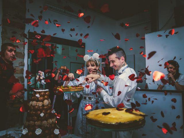Le mariage de Damien et Radia à Barbey, Seine-et-Marne 12