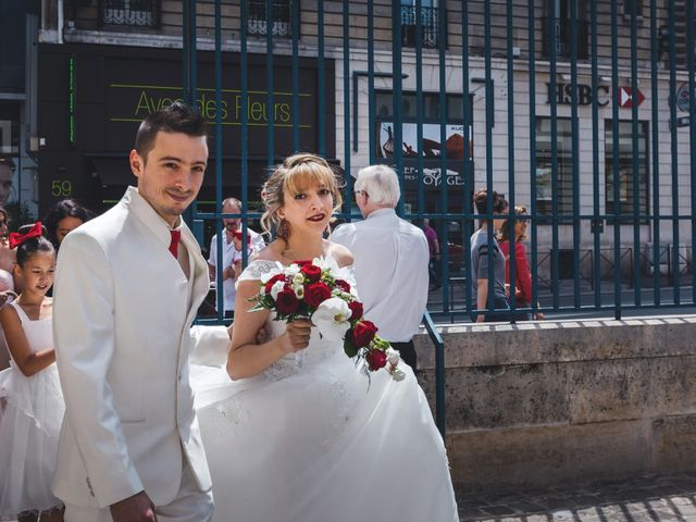 Le mariage de Damien et Radia à Barbey, Seine-et-Marne 18