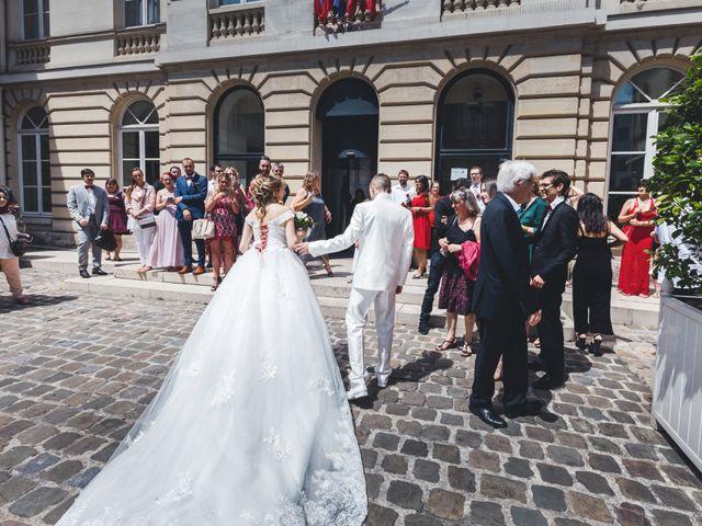 Le mariage de Damien et Radia à Barbey, Seine-et-Marne 19