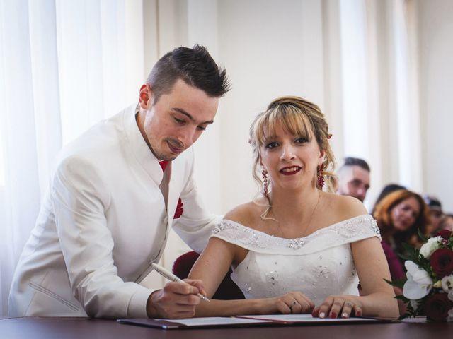 Le mariage de Damien et Radia à Barbey, Seine-et-Marne 22