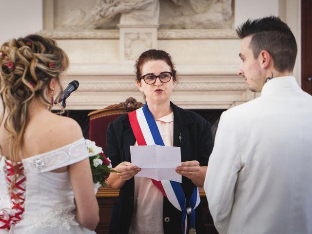 Le mariage de Damien et Radia à Barbey, Seine-et-Marne 24