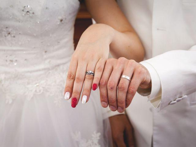 Le mariage de Damien et Radia à Barbey, Seine-et-Marne 25