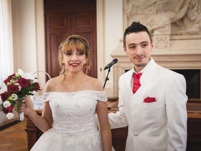 Le mariage de Radia et Damien
