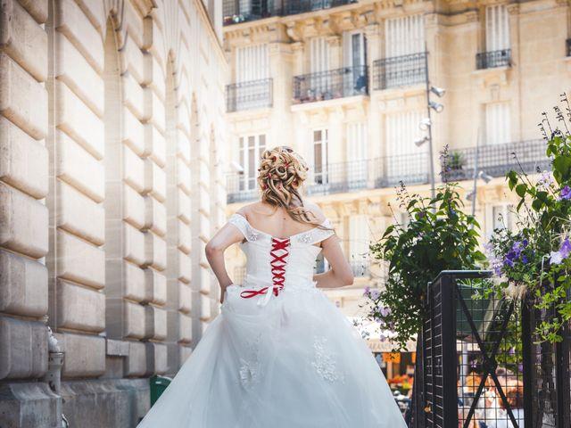 Le mariage de Damien et Radia à Barbey, Seine-et-Marne 26