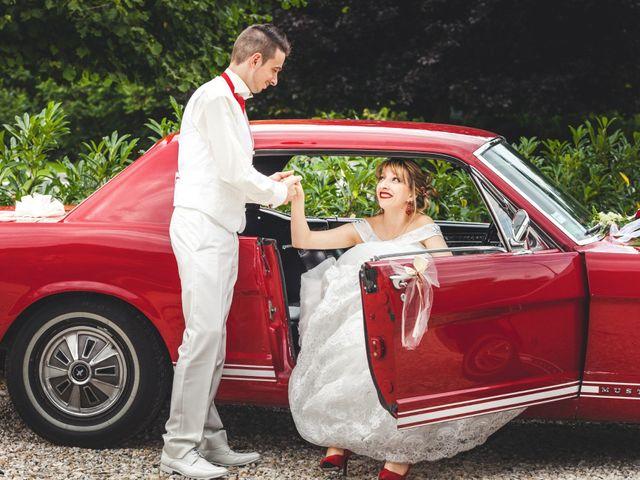 Le mariage de Damien et Radia à Barbey, Seine-et-Marne 27