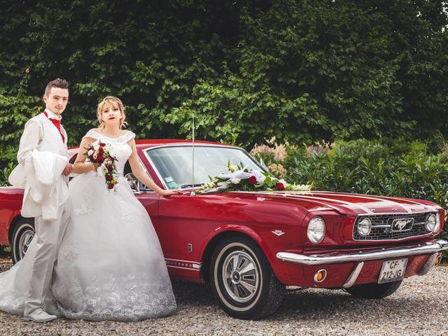 Le mariage de Damien et Radia à Barbey, Seine-et-Marne 28