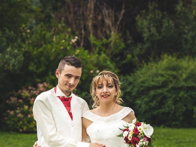 Le mariage de Damien et Radia à Barbey, Seine-et-Marne 29