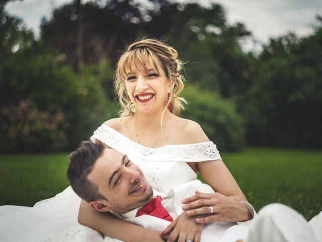 Le mariage de Damien et Radia à Barbey, Seine-et-Marne 33