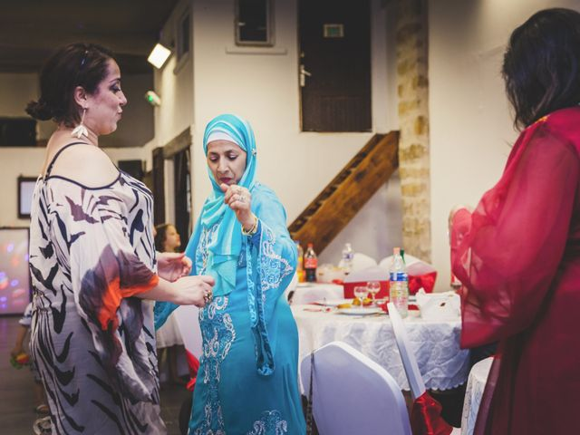 Le mariage de Damien et Radia à Barbey, Seine-et-Marne 36