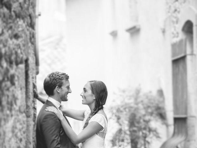 Le mariage de Valentin et Colina  à Saint-Maximin-la-Sainte-Baume, Var 1