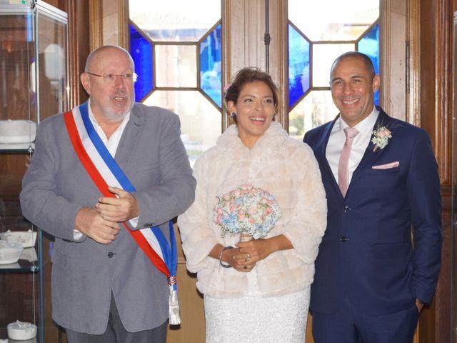 Le mariage de Ralph et Martyn à Launaguet, Haute-Garonne 6