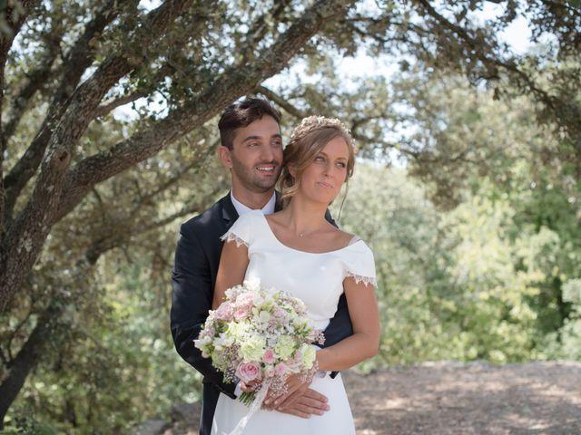 Le mariage de Guillaume et Mélodie à Guzargues, Hérault 24