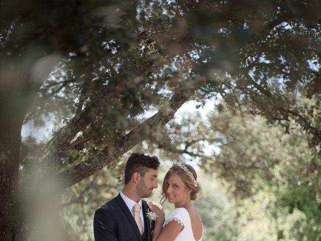 Le mariage de Guillaume et Mélodie à Guzargues, Hérault 25