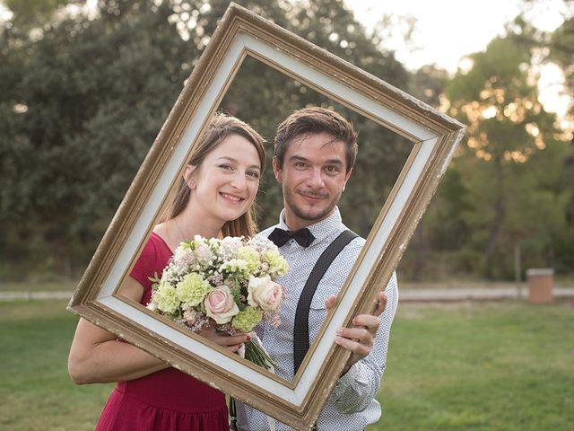 Le mariage de Guillaume et Mélodie à Guzargues, Hérault 40
